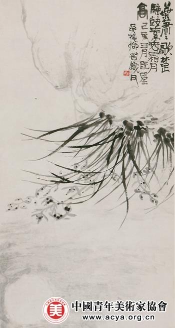 吴昌硕与20世纪写意花鸟画名家展