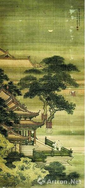 """中国美术家协会古诗古画中的""""七夕"""""""